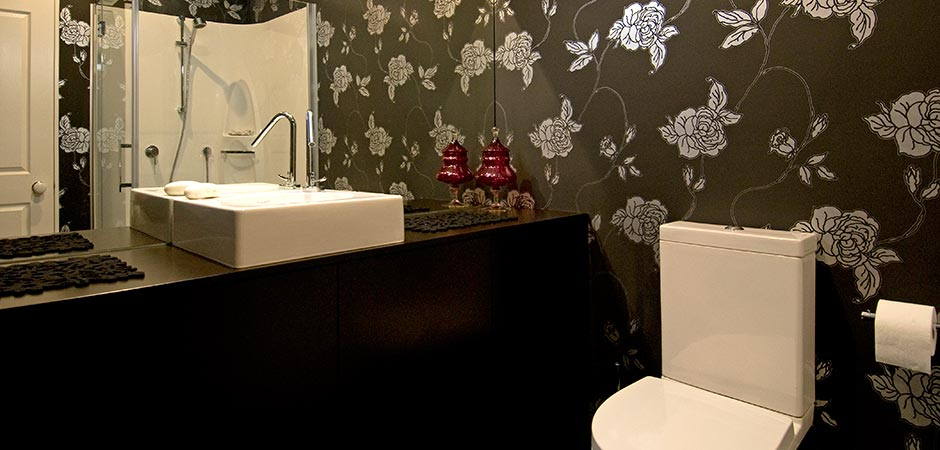 Bathroom design seatoun heights wellington by pauline for Bathroom design wellington new zealand