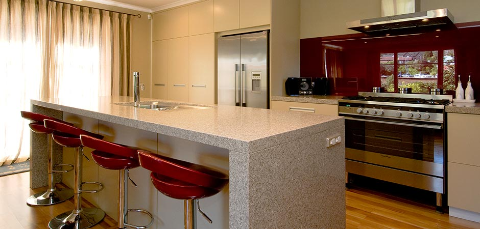 Kitchen Design, Hewett Way, Wellington - by Pauline Stockwell Design ...