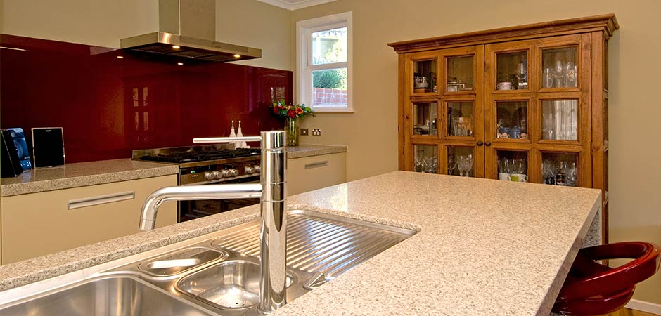 Kitchen design hewett way wellington by pauline for Kitchen design companies