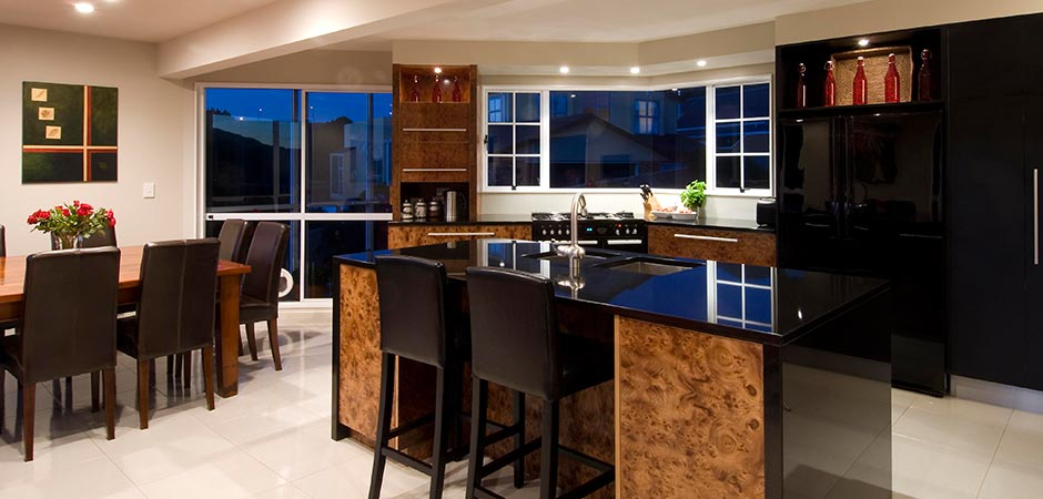 Kitchen Design, Island Bay, Wellington - by Pauline Stockwell Design ...