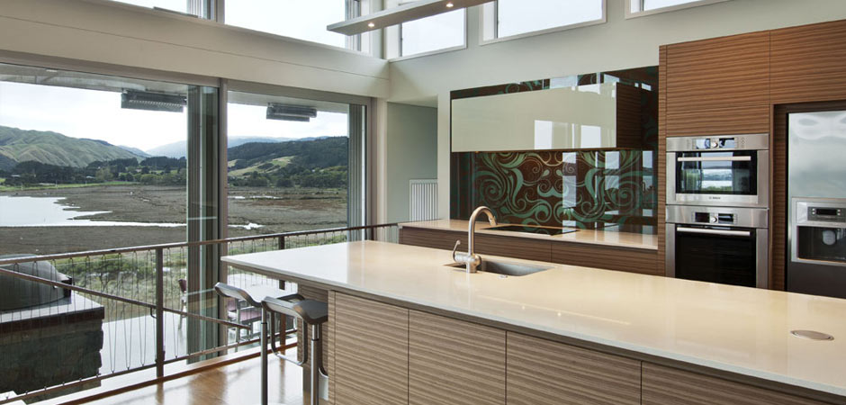 Kitchen Design, Lanyon Place, Wellington ...