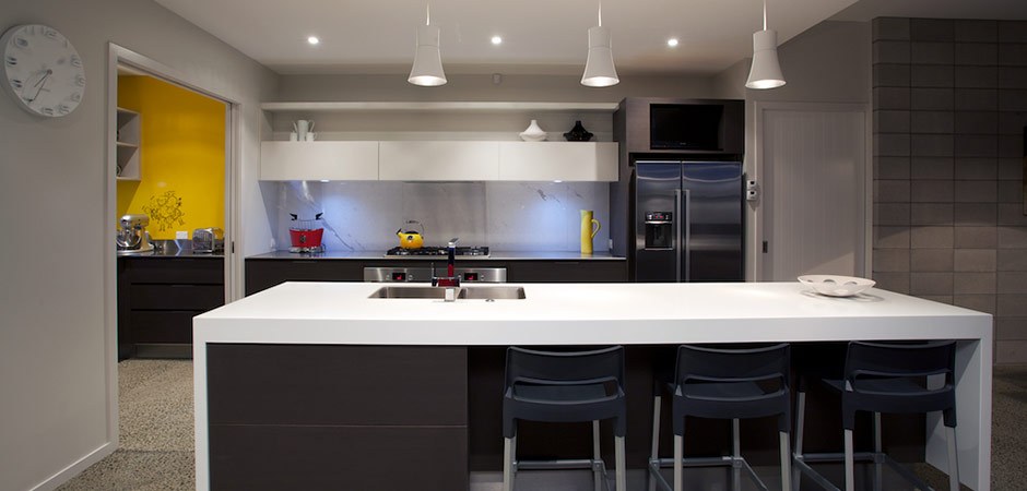 Kitchen Design Pukenamu Rd Taupo By Pauline Stockwell Design A