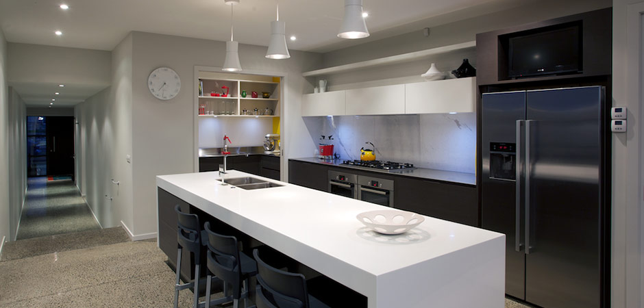 White Kitchen Nz kitchen design i shape india for small space layout white cabinets