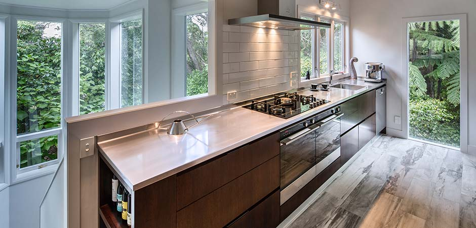 Kitchen Design Simla Crescent Khandallah By Pauline Stockwell Design A Bespoke Design